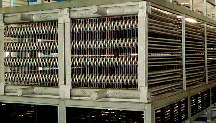 Ammonia Evaporator Coil - Industrial Refrigeration, Freezing and Cold Storage Systems by ITC GROUP