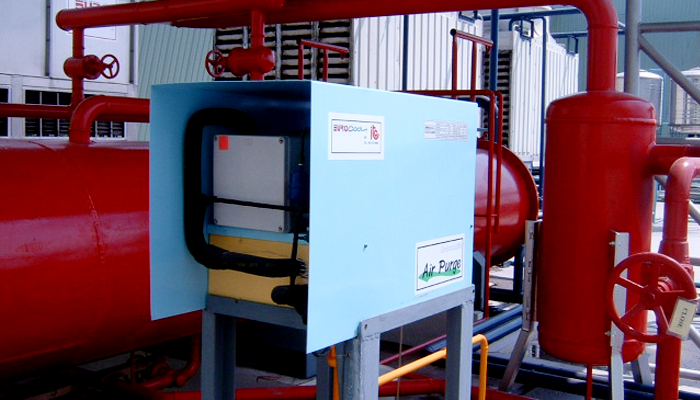 Automatic Air Purger - Industrial Refrigeration, Freezing and Cold Storage Systems by ITC GROUP