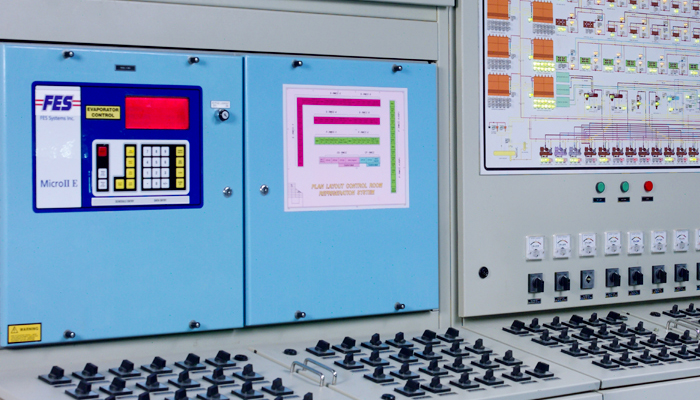 Evaporator Control Panel - Industrial Refrigeration, Freezing and Cold Storage Systems by ITC GROUP