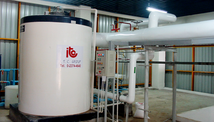 Flake Ice Makers - Industrial Refrigeration, Freezing and Cold Storage Systems by ITC GROUP