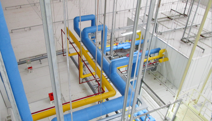 ITC Cooling House - Industrial Refrigeration, Freezing and Cold Storage Systems by ITC GROUP