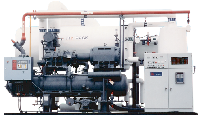 ITC Pack - Industrial Refrigeration, Freezing and Cold Storage Systems by ITC GROUP