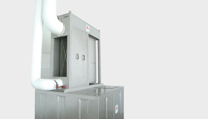 Plate Ice Maker - Industrial Refrigeration, Freezing and Cold Storage Systems by ITC GROUP