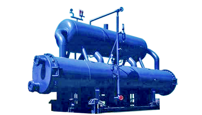 Shell & Tube Glycol Chiller - Industrial Refrigeration, Freezing and Cold Storage Systems by ITC GROUP