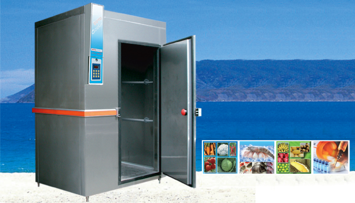 Shock Freezer - Industrial Refrigeration, Freezing and Cold Storage Systems by ITC GROUP